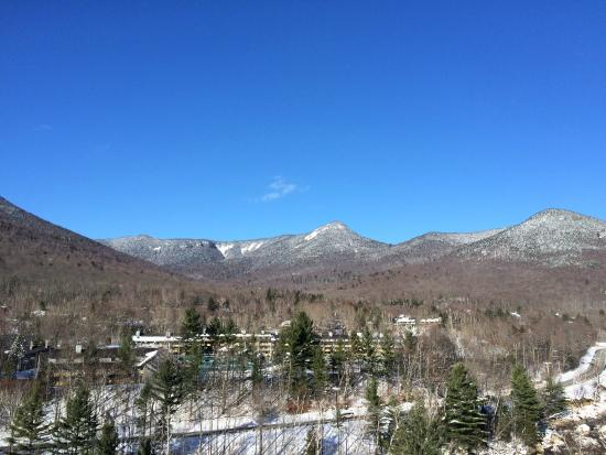 Mountain Club On Loon: The view from our room