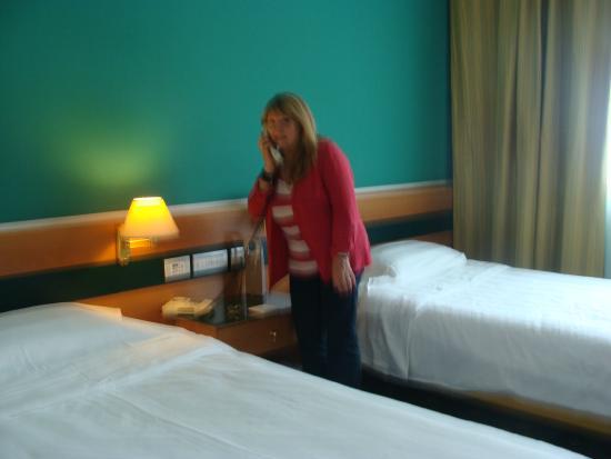 Oly Hotel : Arribo al hotel