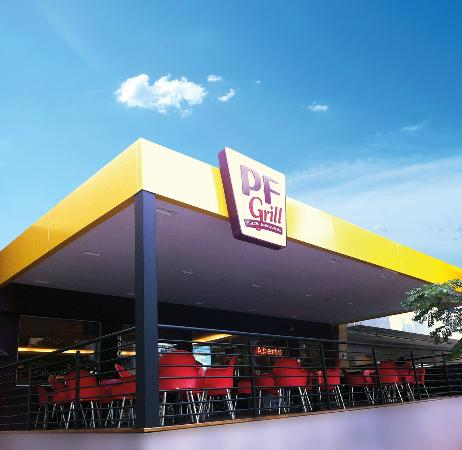 Photo of Brazilian Restaurant PF Grill at Av. Higienopolis, 480, Londrina 86020-080, Brazil