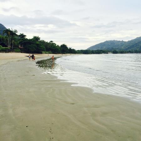 Fazenda Beach: Diciembre 2014