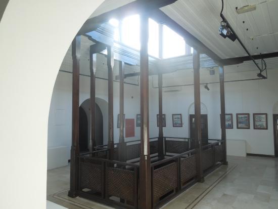 Bait Al-Baranda: Second floor inner room