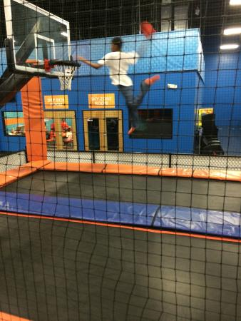 Sky Zone Indoor Trampoline Park Memphis 2019 All You Need To