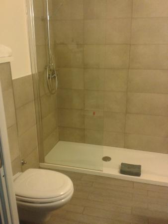 Hotel Europa : Ванная комната
