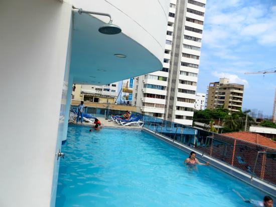 Atlantic Lux Hotel Pool