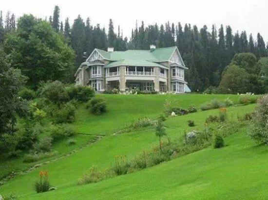 Nathia Gali, Pakistan: govrn house