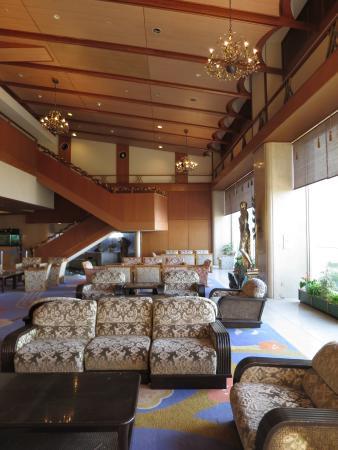 Katsuura Hotel Mikazuki: ロビー