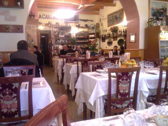 La Cantinola : homely