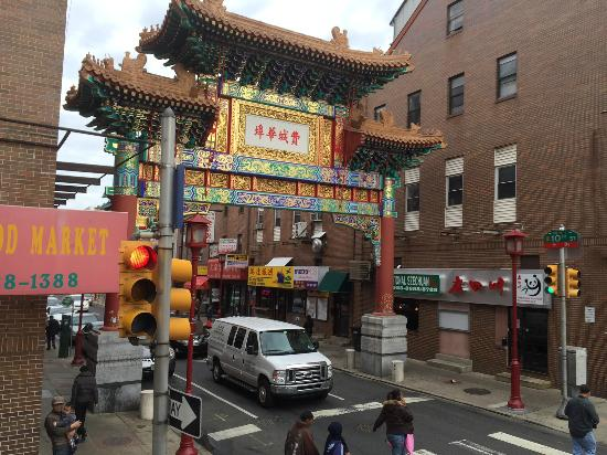 China Town: Friendship Arch