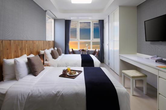 Ever8 Serviced Residence, hoteles en Seúl