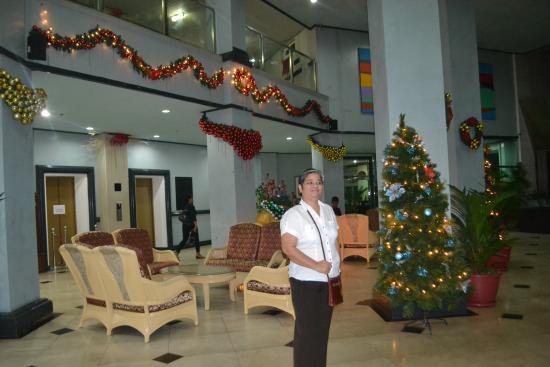 Hotel Koresco: guests lounge