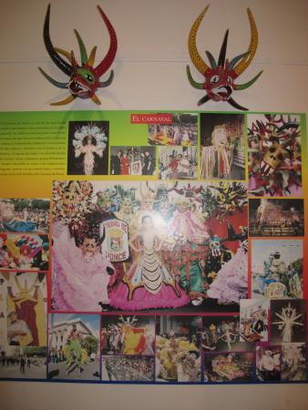 Museum of the History of Ponce: Carnival in Ponce.