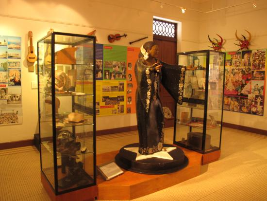 Museum of the History of Ponce: More of the museum.