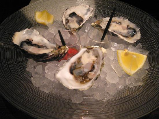 Shellfish Ginza KAZAN: オイスター