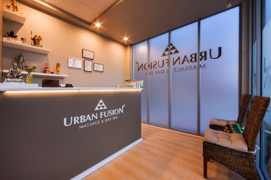 Urban Fusion Massage & Day Spa