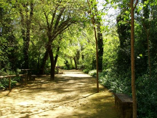Parque de Oromana