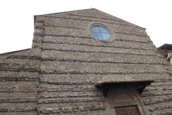 Church of San Francesco Arezzo: Facciata