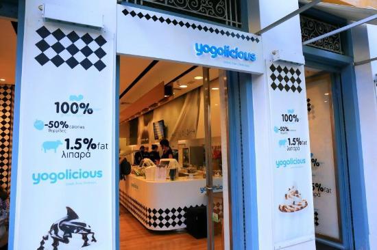 Yogolicious: The shop~