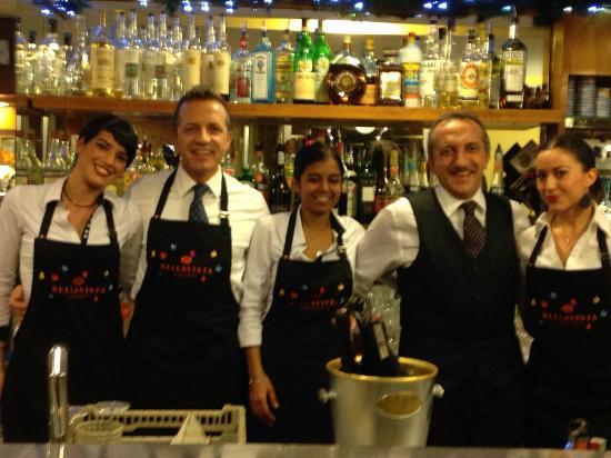 Aperitivo con le ostriche. - Picture of Caffe Torino 1893 ...