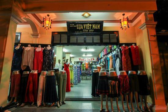 Lua Viet Nam - Vina silk