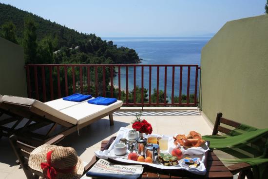Skiathos Palace Hotel: Executive Room- Terrace