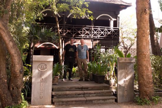 Karavansara Retreat & Residences : Karavansara Hotel Entrance