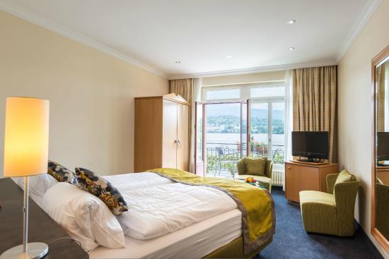 Hotel Seeburg: Deluxe Doppelzimmer
