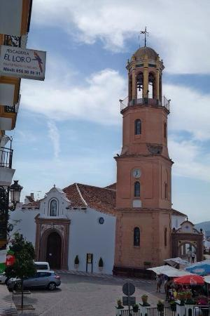 Church of La Asuncion