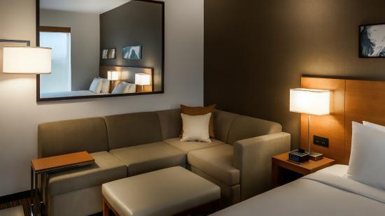 Cozy Corner (Sofa Sleeper) - Picture of Hyatt Place Gurgaon / Udyog ...