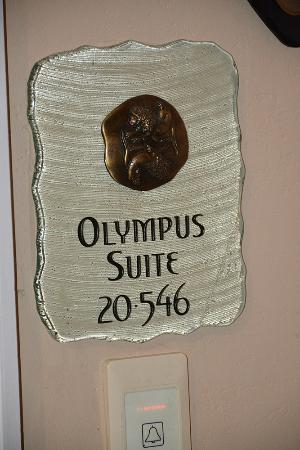 Atlantis, Royal Towers, Autograph Collection : The olympus presidential suite room #20-546