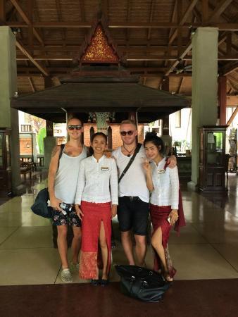 Muang Samui Spa Resort: Tarn & Dear