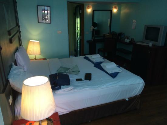 Tango Beach Resort: Superior Room