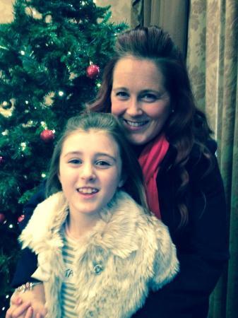 Clanard Court Hotel : Myself and my daughter Jayne