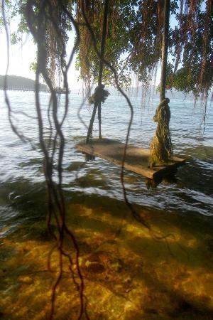 Koh Wai Pakarang Resort: на пляже