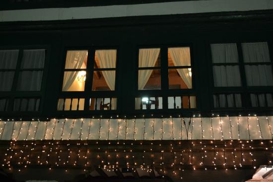Bar - Restaurante Casa Toñi: Nuestro ventanal