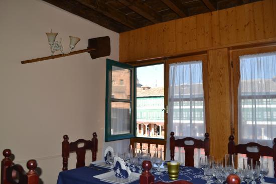 Bar - Restaurante Casa Toñi: ...que vistas...
