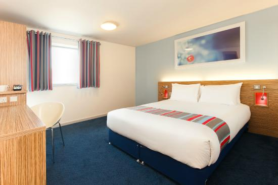 Travelodge London Central Euston : Double room