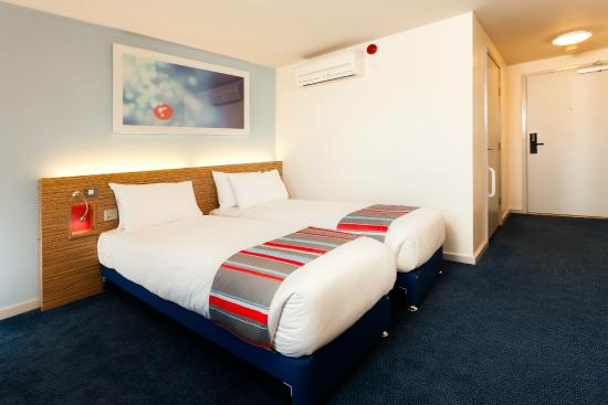 Travelodge London Central Euston : Twin room