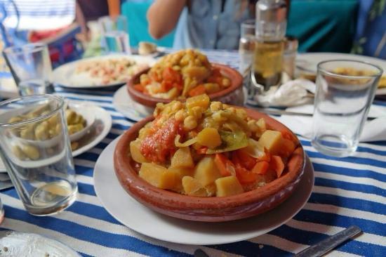 Al-Kasbah Restaurant : Cous cous