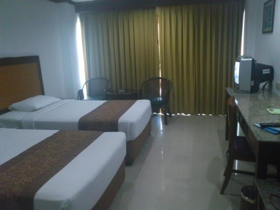 Royal Palace Hotel : Мой номер.