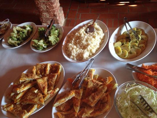Dulcamara : buffet per gruppi