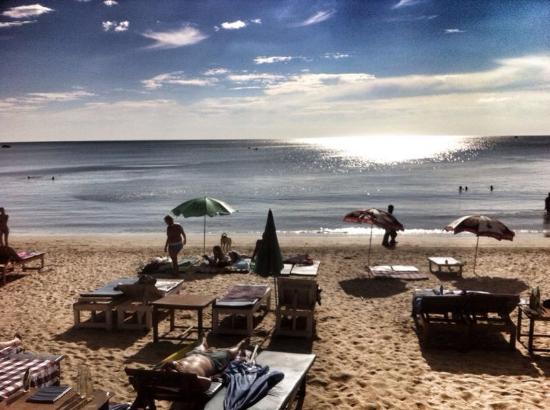 Royal Touch Beach Huts: the owsam beach