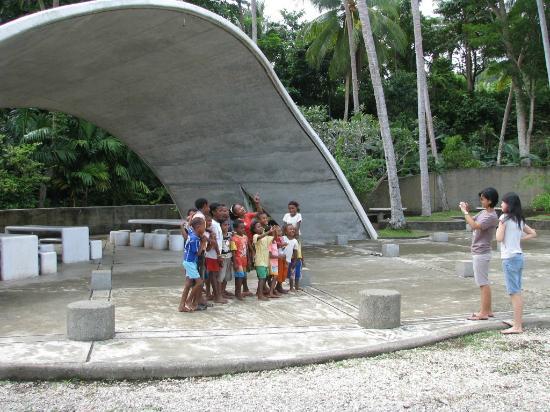 Biak, Indonesia: Memorial World War 2 moment