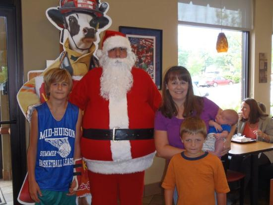 Chick-fil-A: Christmas in July