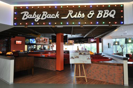 Kaubamajaka BabyBack Ribs & BBQ