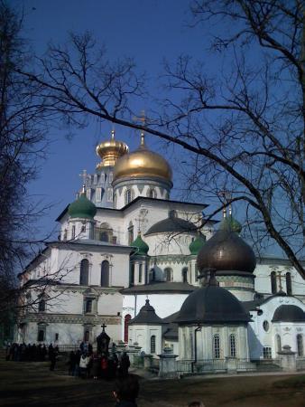 New Jerusalem Monastery of Resurrection: Воскресенский собор
