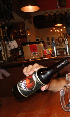 Cafe Restaurant Florin: Excelente cerveja artesanal no Florin