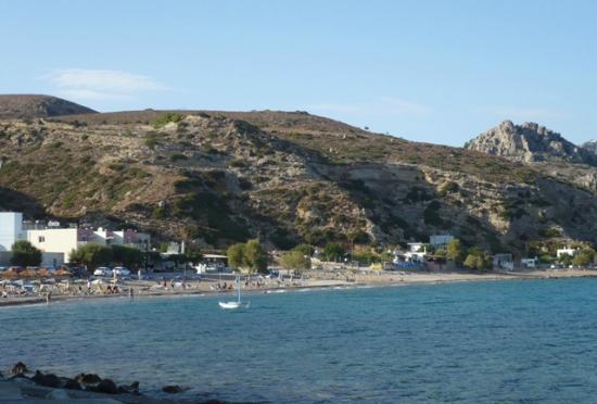 Stegna Bay: Stegna beach