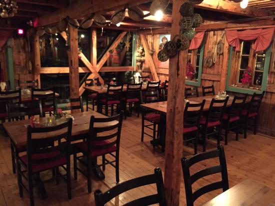 Sandtorgholmen Hotel : The restaurant