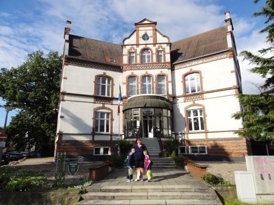 Stadtperle-Rostock: the front