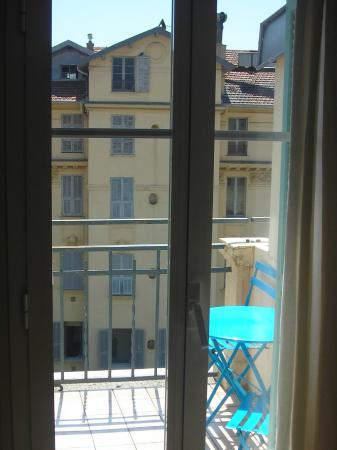 Hotel Solara : Sacada